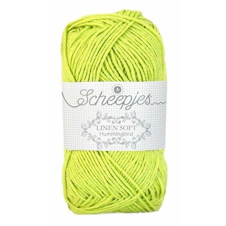 Scheepjes Linen Soft 631 - lime