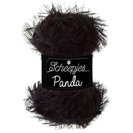 Scheepjes Panda 585 - Black Bear