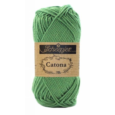 Scheepjes Catona 25 gram Forest Green (412)