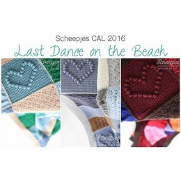 Scheepjes Scheepjes CAL 2016: Last Dance on the Beach