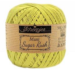 Scheepjes Sugar Rush 245 - Green Yellow