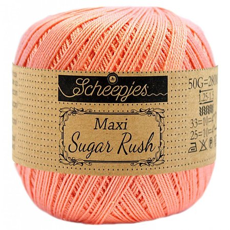 Scheepjes Sugar Rush 264 - Light Coral