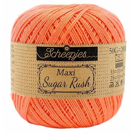 Scheepjes Sugar Rush Rich Coral (410)