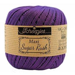Scheepjes Sugar Rush Deep Violet (521)