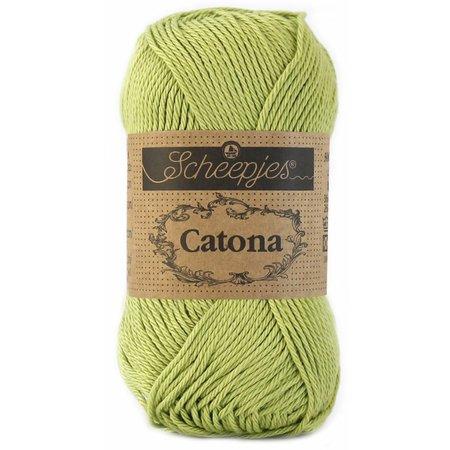 Scheepjes Catona 25 gram - 512 - Lime