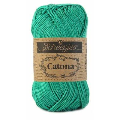 Scheepjes Catona 25 gram Jade (514)