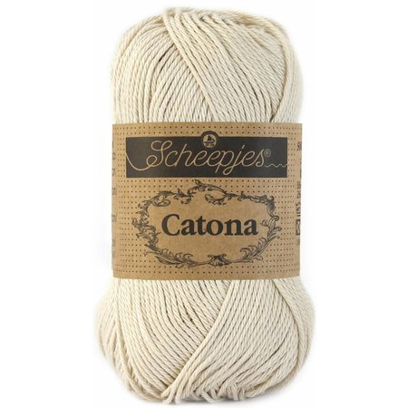 Scheepjes Catona 50 Linen (505)