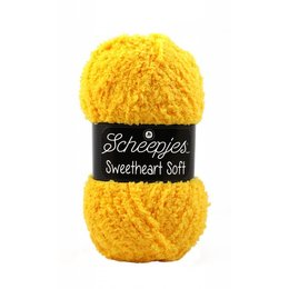 Scheepjes Sweetheart Soft 15 - Geel