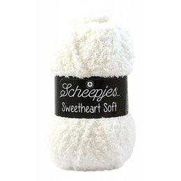 Scheepjes Sweetheart Soft 20 - Wit