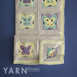 Scheepjes Garenpakket: Moonlight Butterfly Blanket - Yarn 2