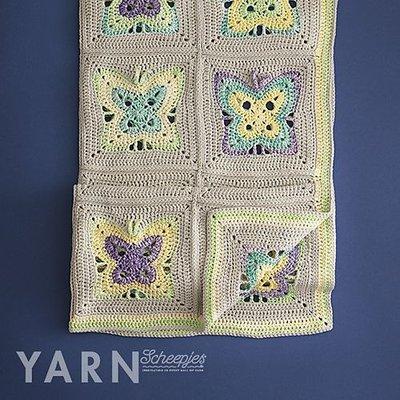 Scheepjes Garenpakket: Moonlight Butterfly Blanket - Yarn 2