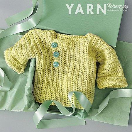 Scheepjes Garenpakket: Baby Soft Sweater - Yarn 2