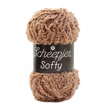 Scheepjes Softy 480 - Licht Bruin