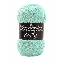 Scheepjes Softy Aquamarine (491)