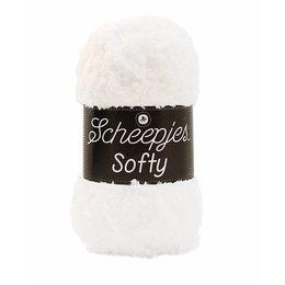 Scheepjes Softy 494 - Wit