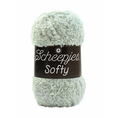 Scheepjes Softy 498 - Mintgroen