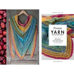 Scheepjes Breipakket: Shawl of Secrets Yarn afterparty 06