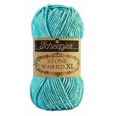 Scheepjes Stone Washed XL 864 - Turquoise