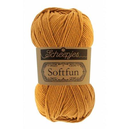 Scheepjes Softfun Mustard (2621)
