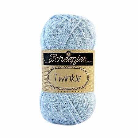 Scheepjes Twinkle lichtblauw/grijs (907)