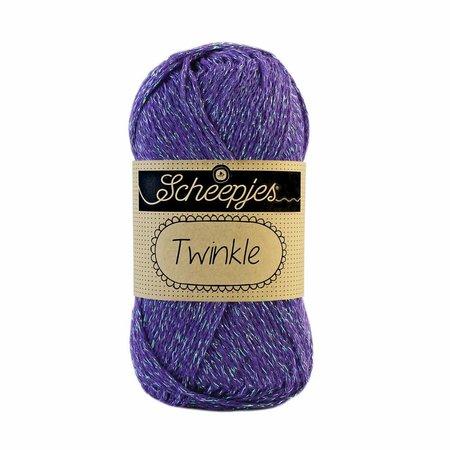 Scheepjes Twinkle blauw/paars (935)