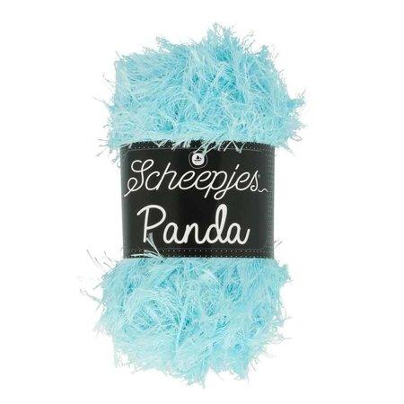 Scheepjes Panda 590 - blauw