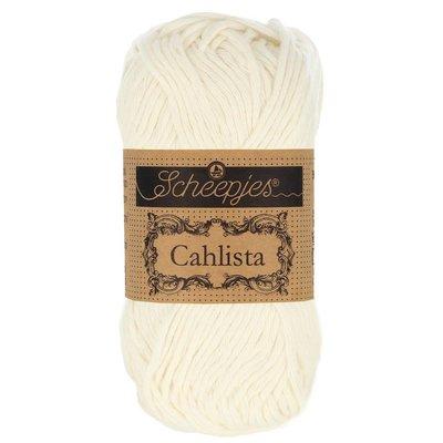 Scheepjes Cahlista Bridal White (105)