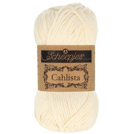 Scheepjes Cahlista 130 - Old Lace