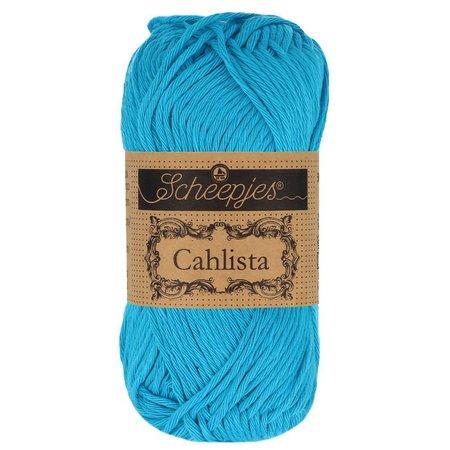 Scheepjes Cahlista Vivid Blue (146)