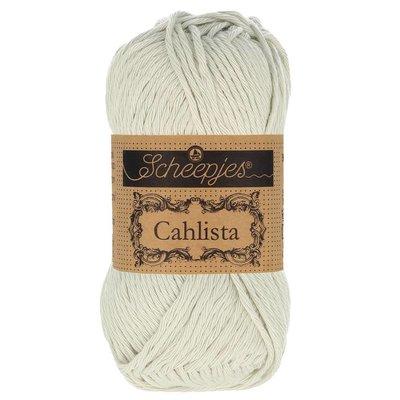 Scheepjes Cahlista 172 - Light Silver
