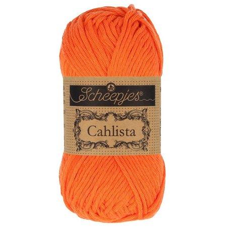 Scheepjes Cahlista 189 - Royal Orange