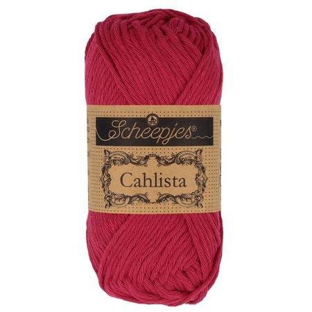 Scheepjes Cahlista 192 - Scarlet