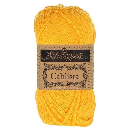 Scheepjes Cahlista 208 - Yellow Gold