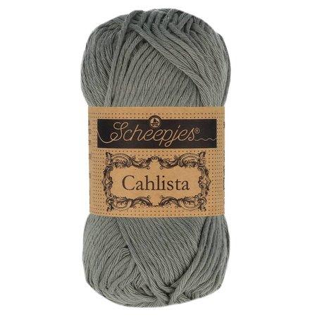 Scheepjes Cahlista Metal Grey (242)
