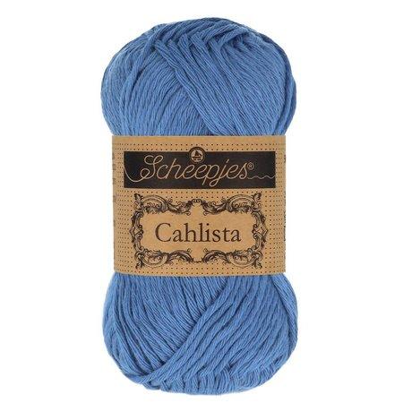 Scheepjes Cahlista 261 - Capri Blue