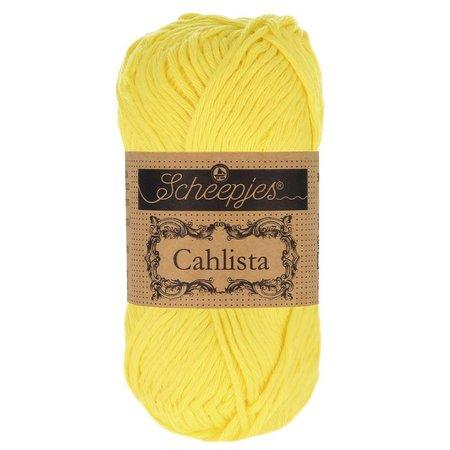 Scheepjes Cahlista Lemon (280)