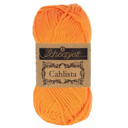 Scheepjes Cahlista 281 - Tangerine