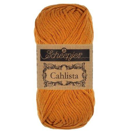Scheepjes Cahlista Ginger Gold (383)