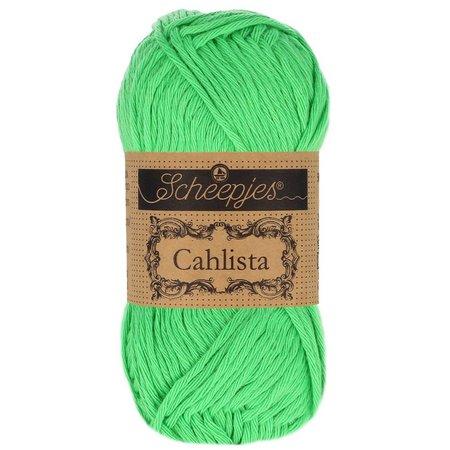 Scheepjes Cahlista 389 - Apple Green
