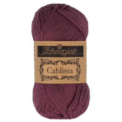 Scheepjes Cahlista 394 - Shadow Purple