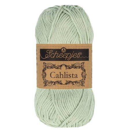 Scheepjes Cahlista 402 - Silver Green