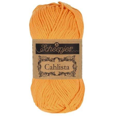 Scheepjes Cahlista 411 - Sweet Orange
