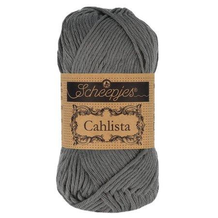 Scheepjes Cahlista 501 - Anthracite
