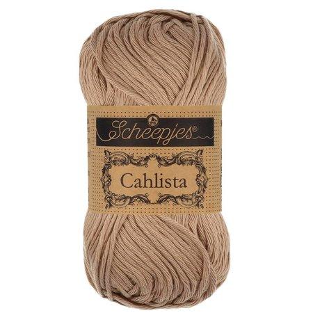 Scheepjes Cahlista 506 - Caramel