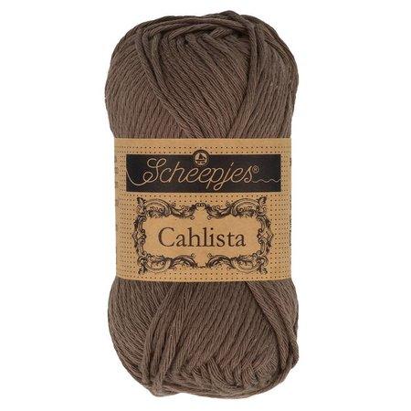 Scheepjes Cahlista 507 - Chocolate