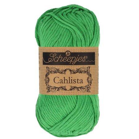 Scheepjes Cahlista Emerald (515)