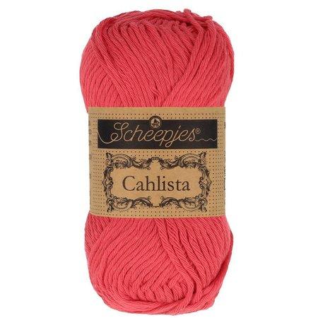 Scheepjes Cahlista Candy Apple (516)