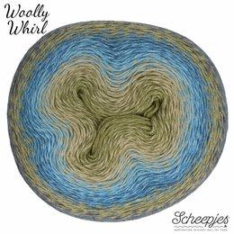 Scheepjes Woollywhirl Kiwi Drizzle (473)