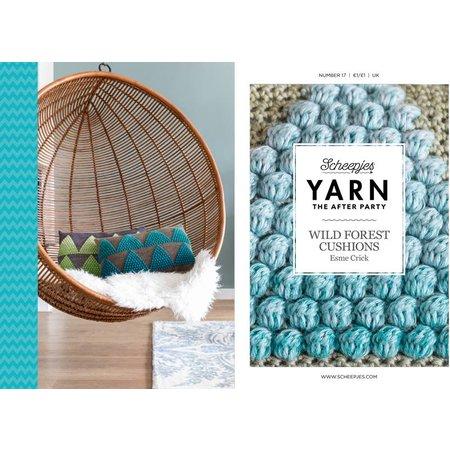 Scheepjes Haakpakket: Yarn afterparty 17 Wild Forest Cushions