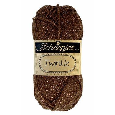 Scheepjes Twinkle donkerbruin (939)